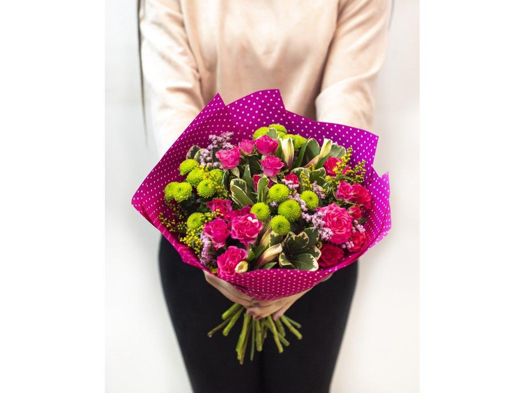 Kytice Candy - Holandské květiny