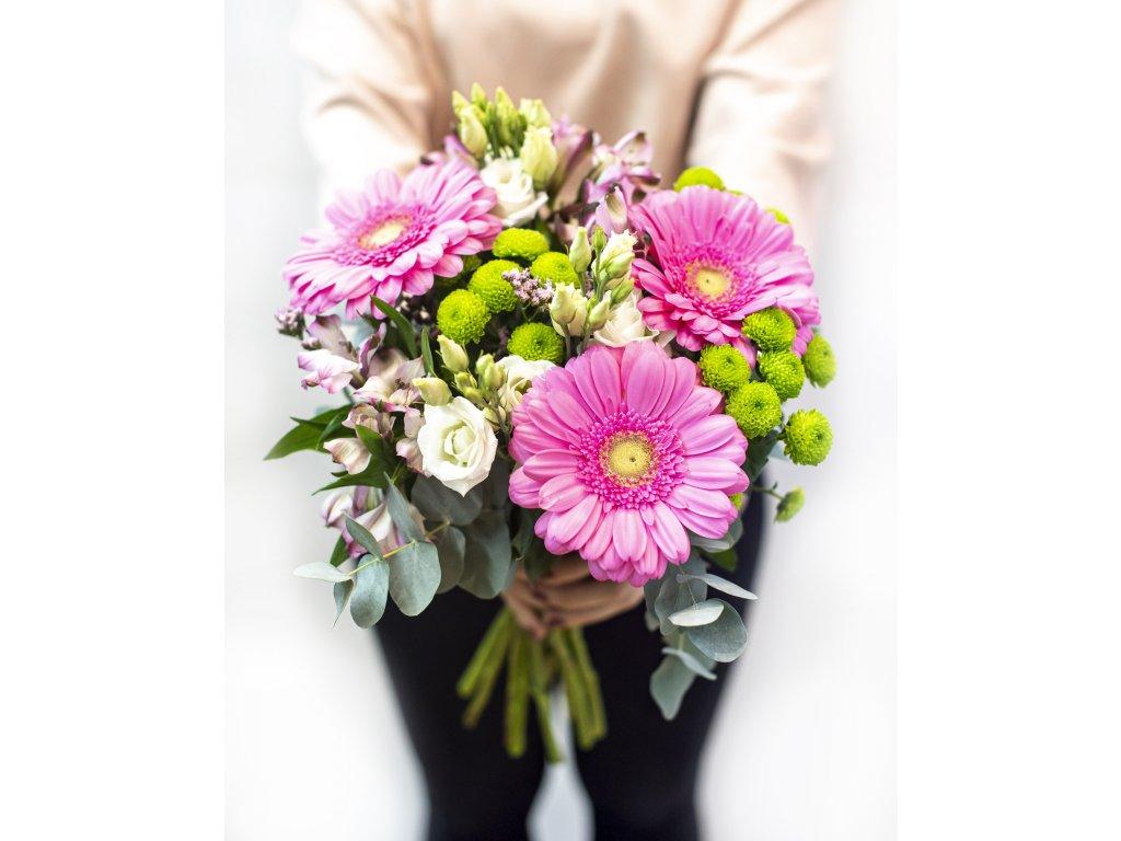 Kytice Vintage - Holandské květiny