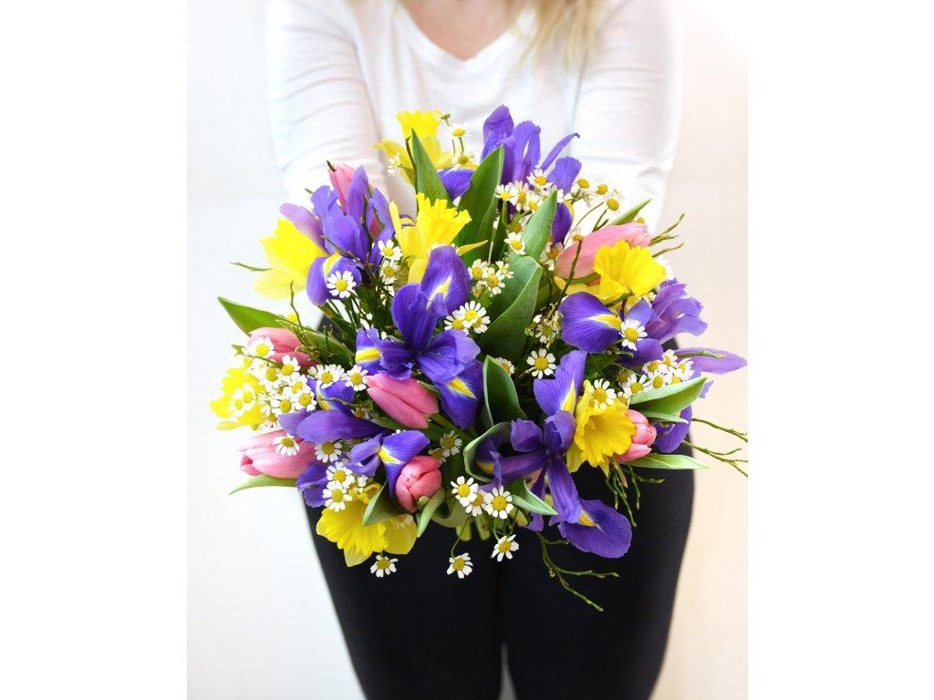 Kytice Chamomile - Holandské květiny