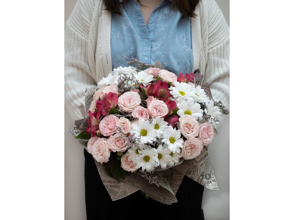 Kytice Cinderella - Holandské květiny